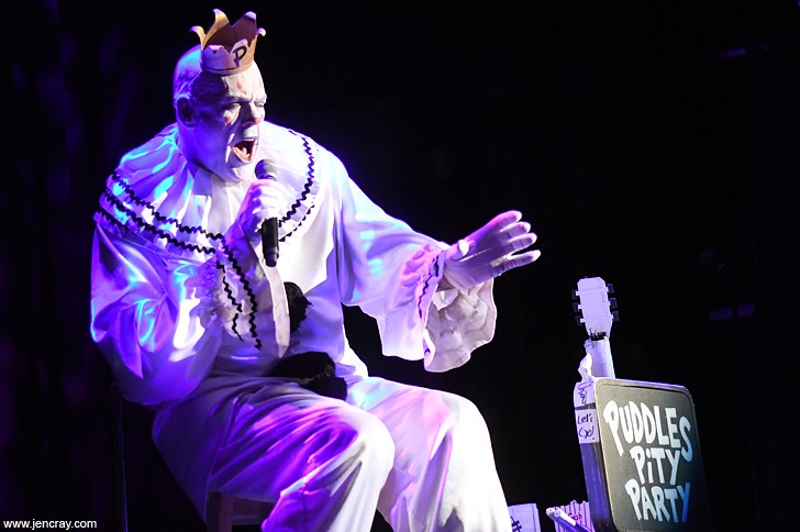 Puddles Pity Party at the Plaza Live - JEN CRAY
