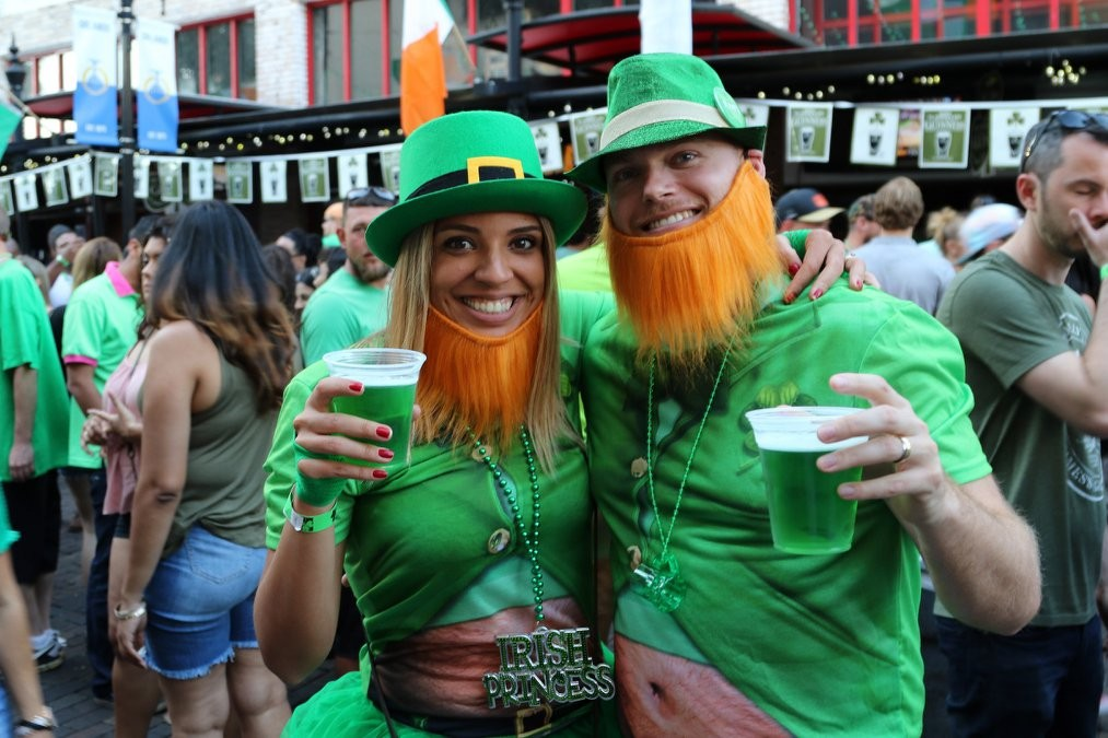 51240041 Every 2019 St. Patrick's Day party happening in Orlando that we know ...