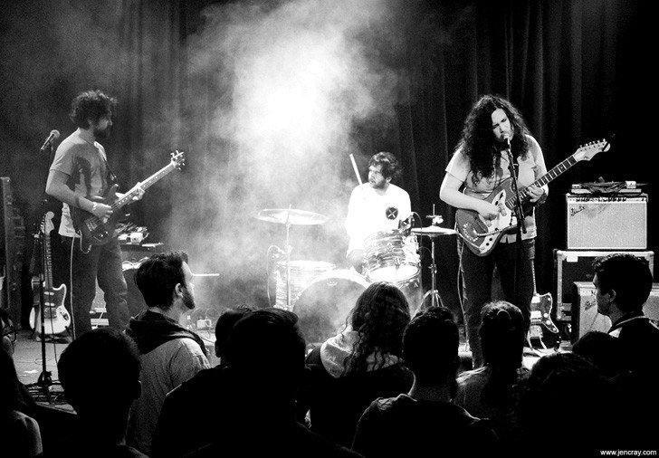 Palehound at the Social - JEN CRAY