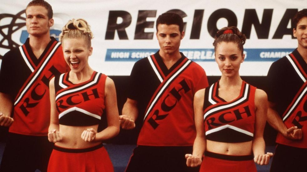 Bring It On - PHOTO VIA MTV