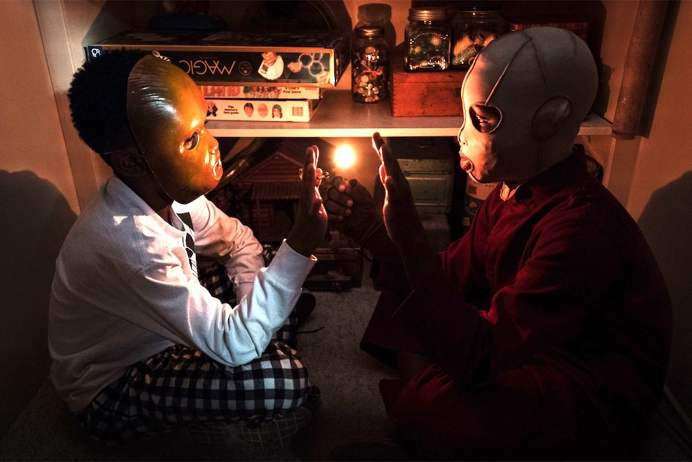 Image result for Us 2018 movie Jordan Peele