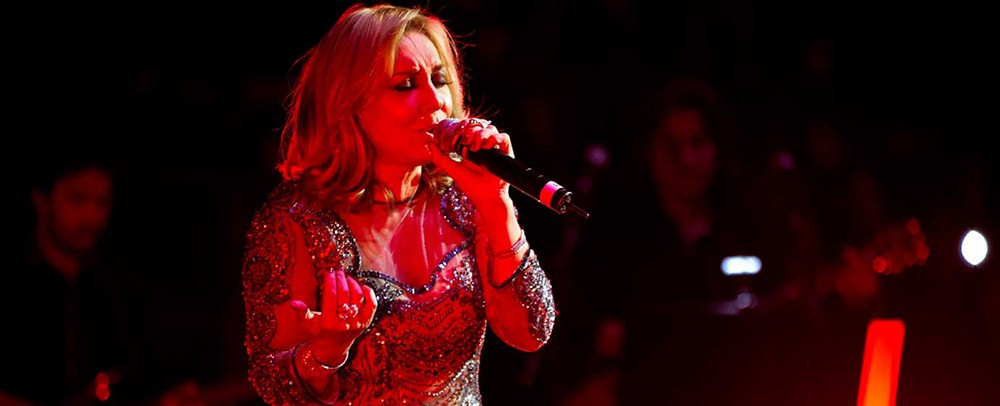 Googoosh plays the Dr. Phillips Center Saturday, March 12 - PHOTO COURTESY DR. PHILLIPS CENTER FOR THE PERFORMING ARTS
