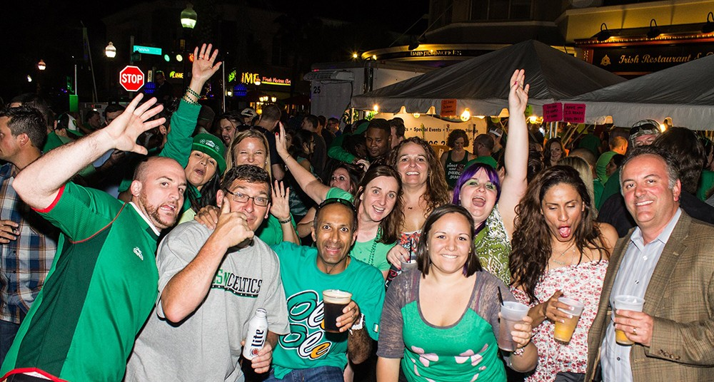The Ultimate Orlando St Patricks Day Party Guide Drinking
