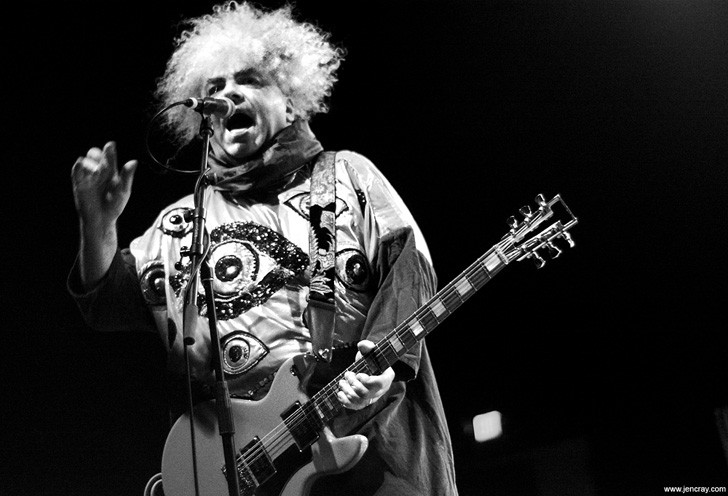 The Melvins at the Savage Imperial Death March Tour (Plaza Live) - JEN CRAY