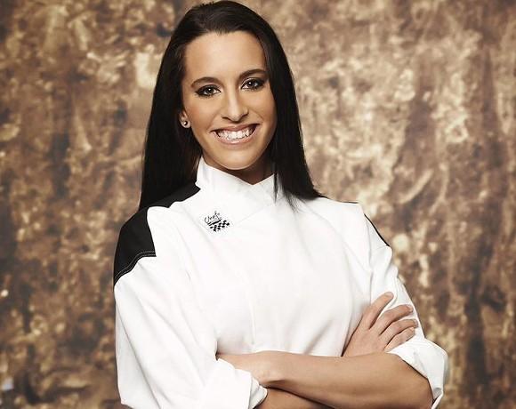 Chef Ashley Nickell