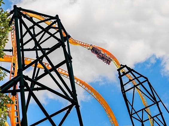 Florida's tallest triple-launch roller coaster Tigris opens April 19 at Busch Gardens