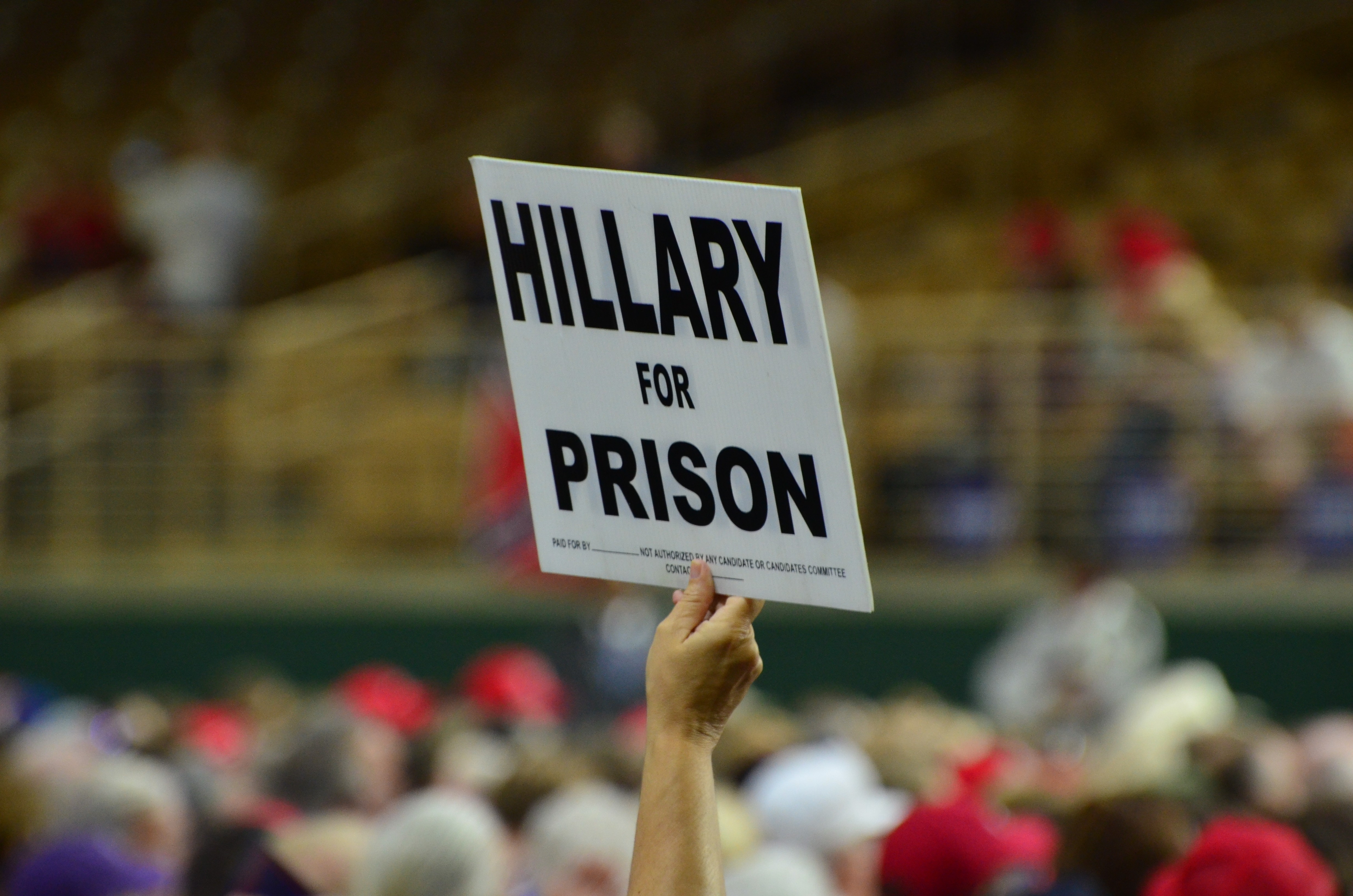 Trump supporters at Kissimmee rally just want to \'lock her up\' | Blogs