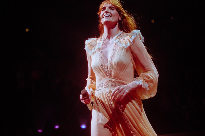 Florence and the Machine bring soaring, baroque pop to Orlando's Amway Center this weekend