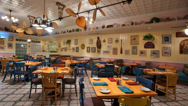 Olivia's Cafe - DISNEY
