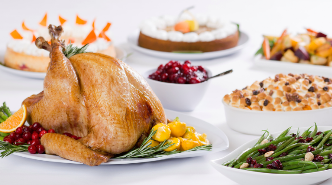 image courtesy rosen hotels - Restaurants Open For Christmas Dinner