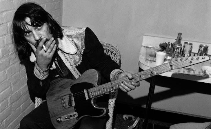 Waylon Jennings - PHOTO VIA WAYLON JENNINGS/FACEBOOK