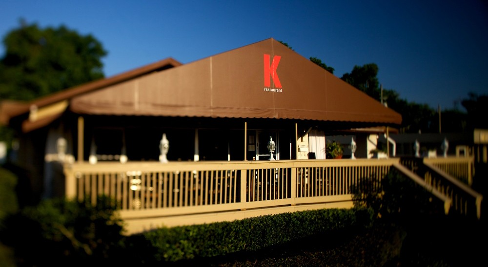 IMAGE VIA K RESTAURANT WEBSITE
