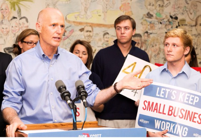 @RICKSCOTT VIA INSTAGRAM