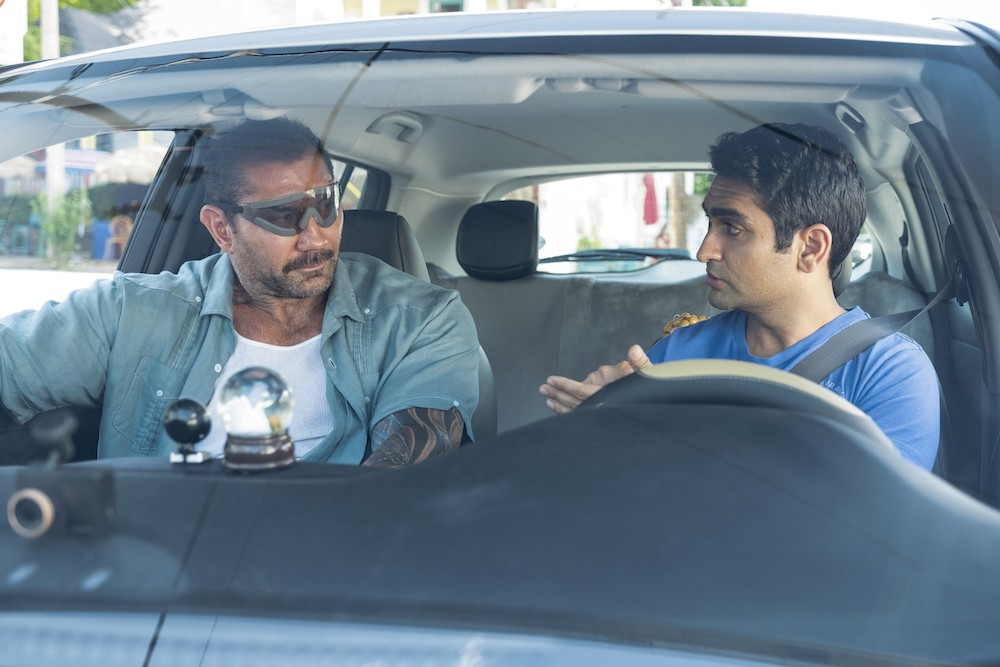 Action-comedy Stuber is, well, stubid
