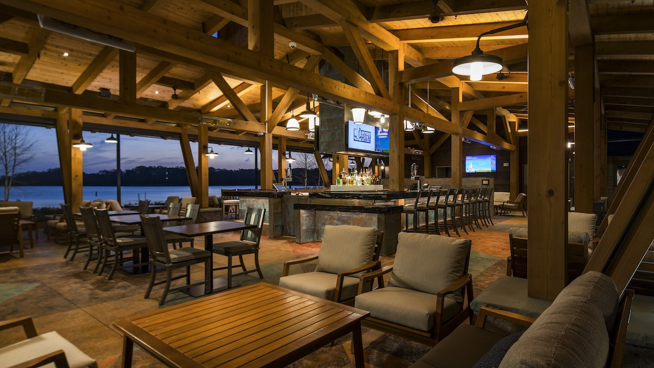 Geyser Point Bar Amp Grill Opens Today At Disney S
