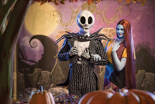 Halloween Jack Skellington Scary.Disney Announces New Fireworks Show And Enhanced Attractions For