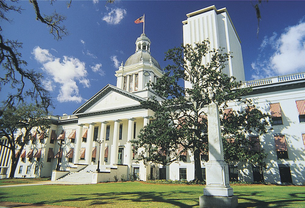 Florida lawmaker wants to explore moving capitol from