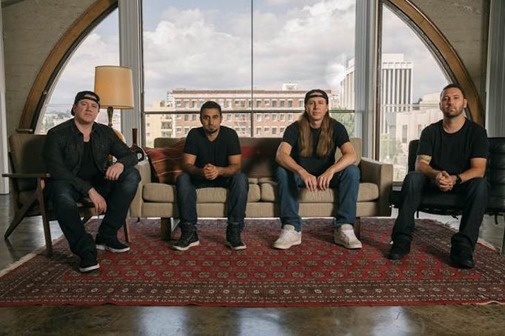 Reggae-rockers Rebelution to play Cocoa Riverfront Park next week