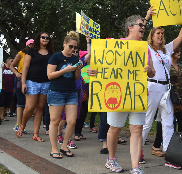 Women's Equality Day town hall in Orlando this weekend will commemorate the 99th anniversary of women voting