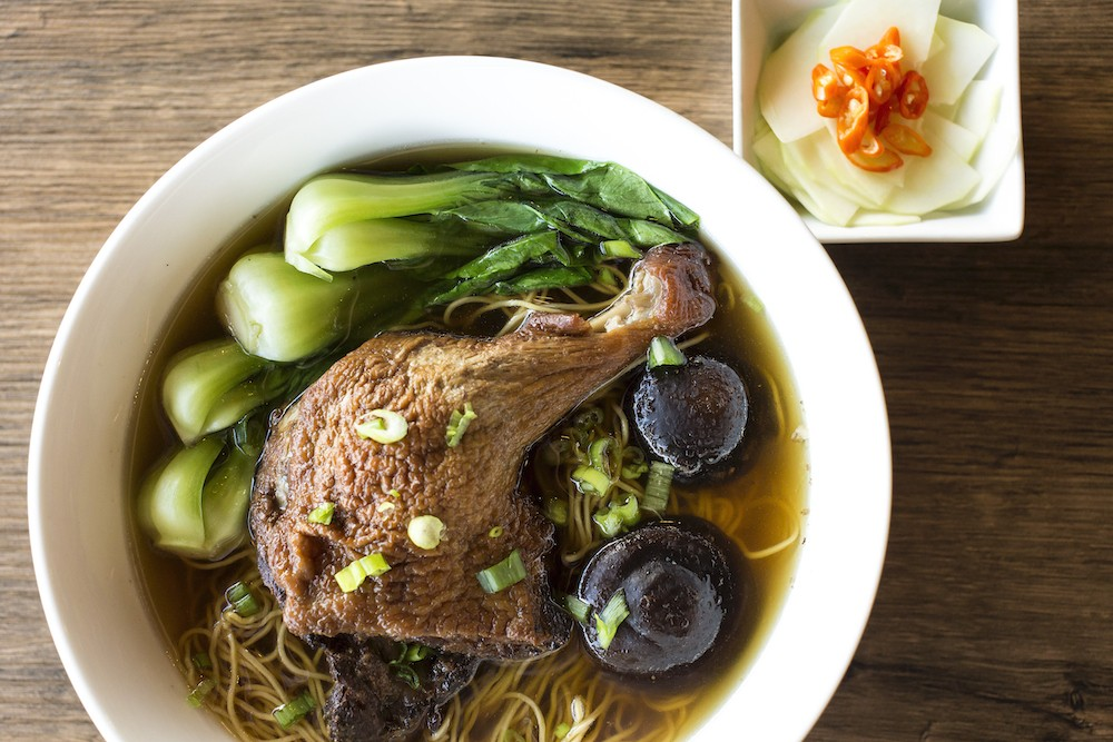Orlando S Z Asian Vietnamese Kitchen Gets Focused On Its
