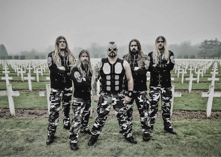 PHOTO COURTESY SABATON