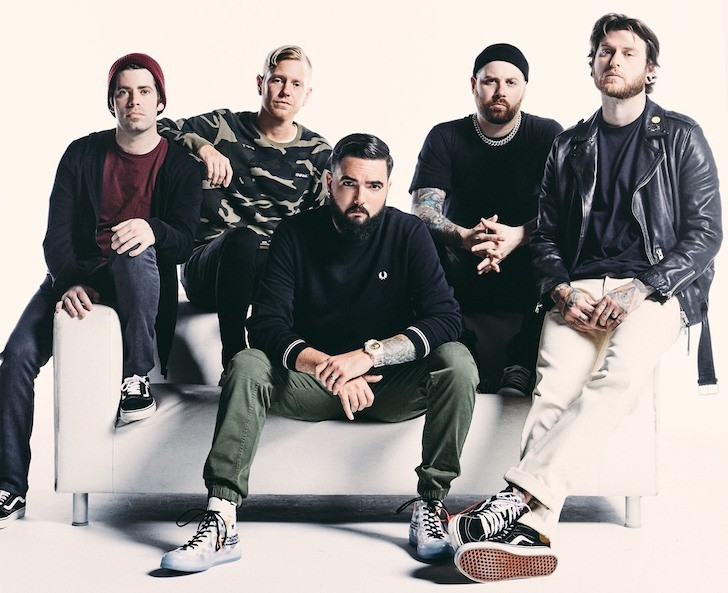 PHOTO COURTESY A DAY TO REMEMBER/FACEBOOK