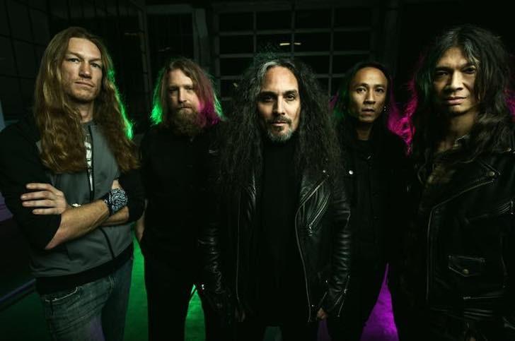 Californian thrash metal heavies Death Angel set their sights on Orlando in December