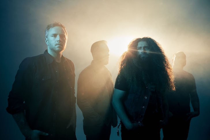 Coheed & Cambria - PHOTO BY JIMMY FONTAINE