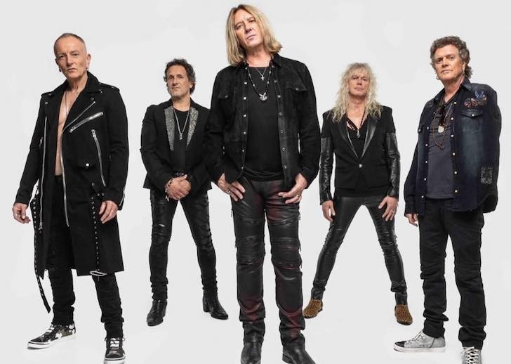 Def Leppard, Motley Crue, Poison and Joan Jett to take Orlando to 1980s metal valhalla in June