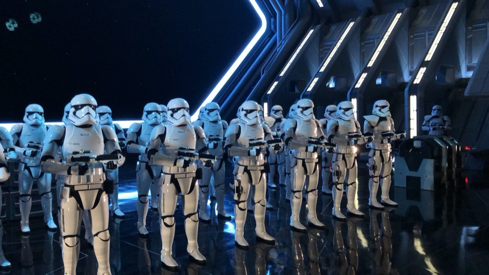 Does Disney S New Star Wars Rise Of The Resistance Ride In Orlando Really Live Up To The Hype Live Active Cultures Orlando Orlando Weekly