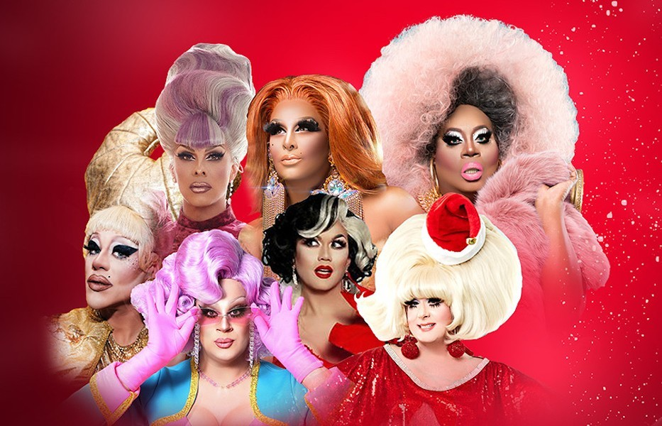 Drag Queen Christmas Tour 2020 A Drag Queen Christmas will sashay and sleigh the winter way | Blogs