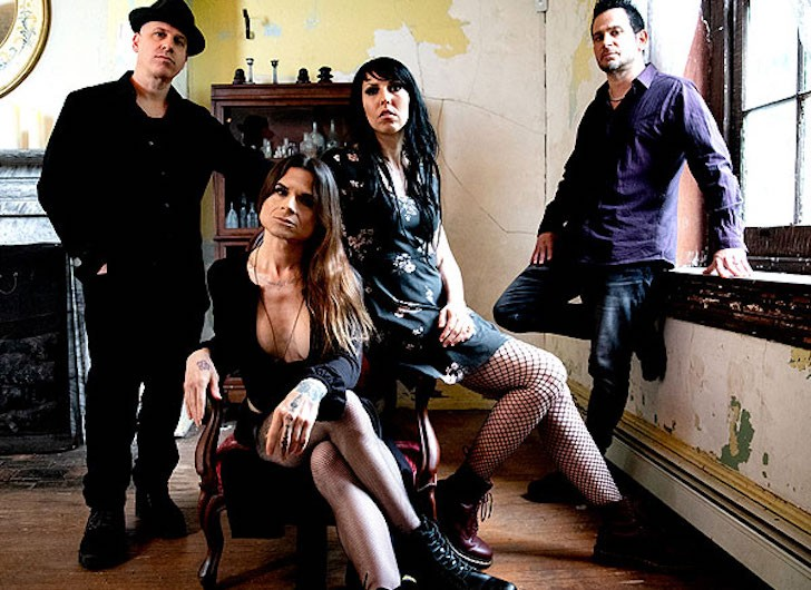 Life of Agony - PHOTO BY GINO DE PINTO COURTESY LIFE OF AGONY