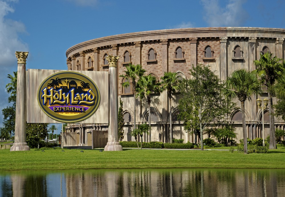 Holy Land Experience Christmas 2020 Holy Land Experience might not be closing, but they're praying for