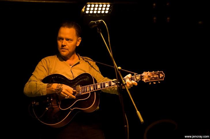 C.W. Stoneking at Soundbar