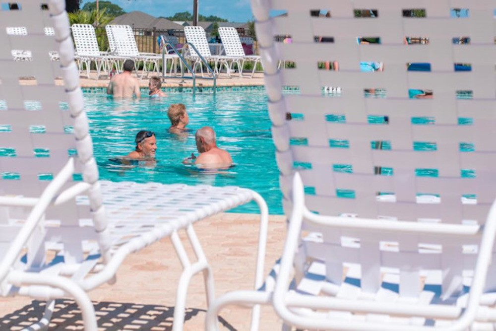 The Villages Forced To Close Swimming Pools As Boomers Ignore