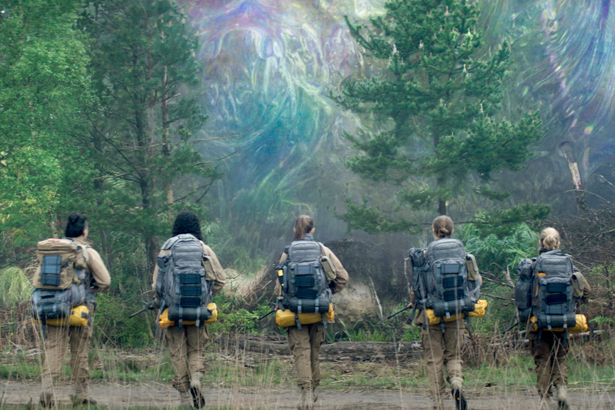 'Annihilation' (2018), is streaming on Amazon Prime and Hulu - PHOTO COURTESY PARAMOUNT PICTURES