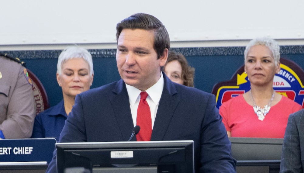 Gov. Ron DeSantis unveils plans to reopen State of Florida