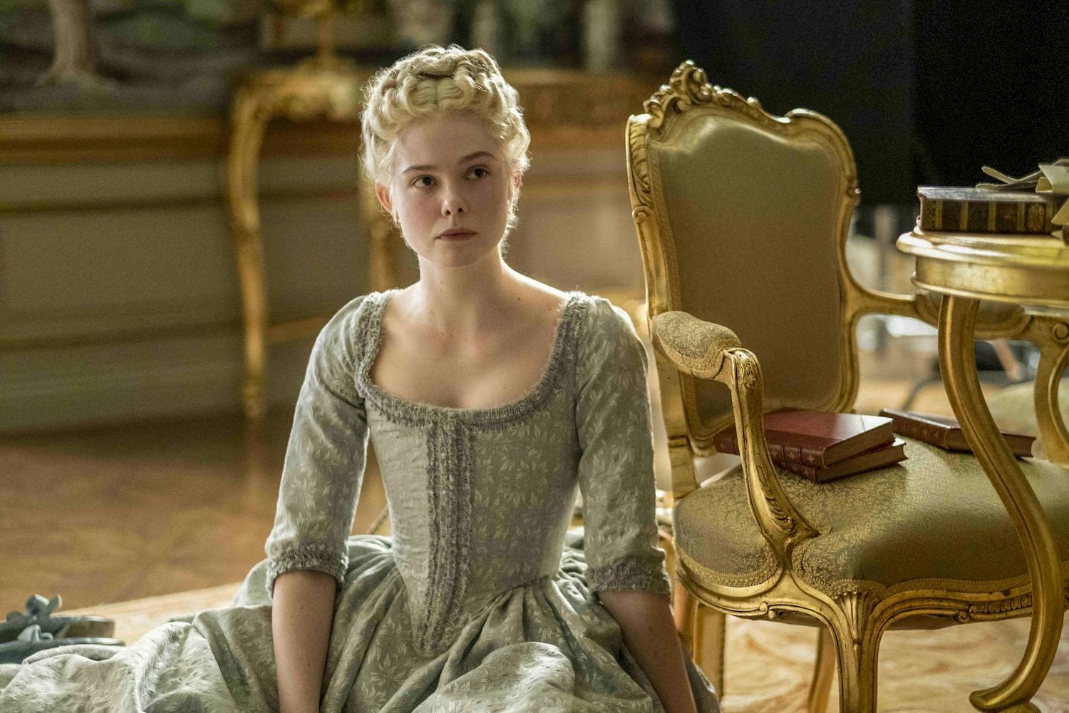 Hulu Debuts The Great With Elle Fanning As Catherine The Great