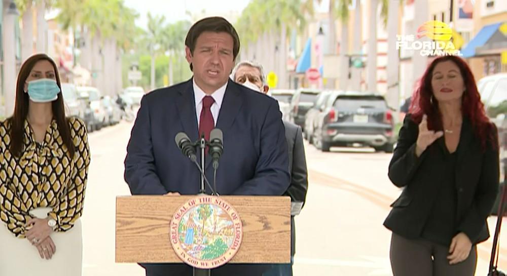 DeSantis opens the door to reopening Florida's vacation rentals ...