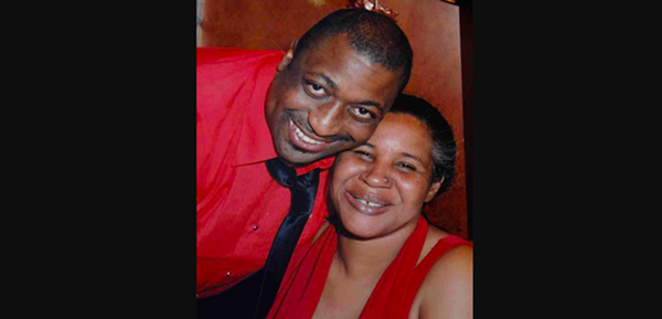 Eric and Esaw Ganer - PHOTO COURTESY 'AMERICAN TRIAL: THE ERIC GARNER STORY'