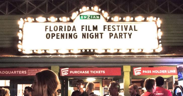 PHOTO COURTESY FLORIDA FILM FESTIVAL/FACEBOOK
