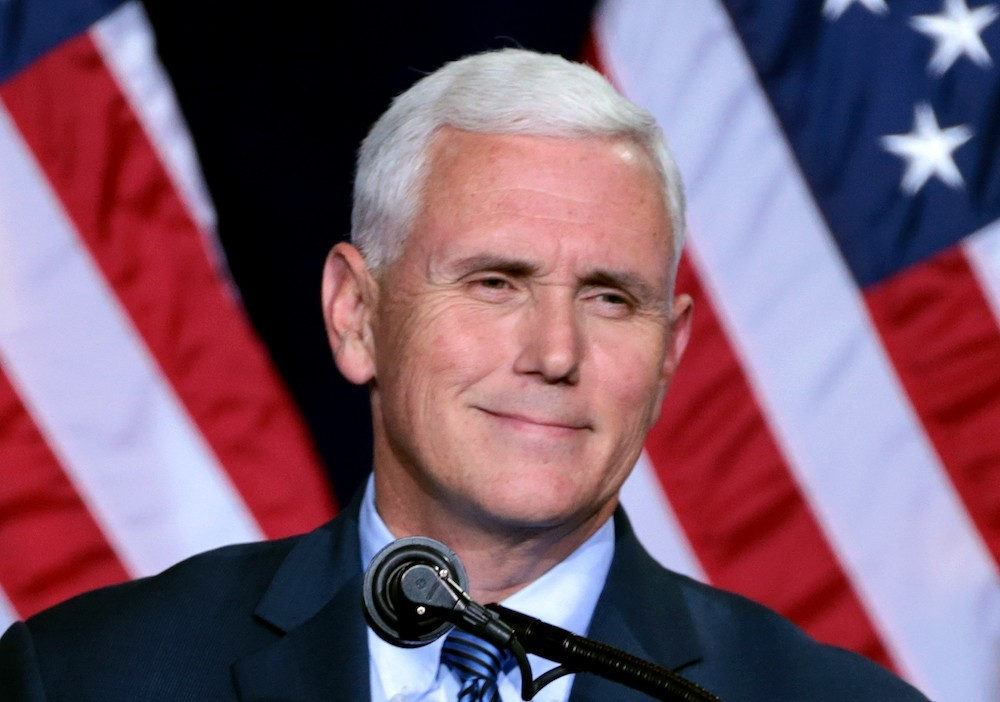 Pence Blames Media For Trump Claims