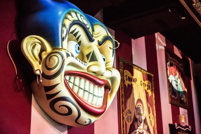 Downtown Orlando's Sideshow Bar - PHOTO BY ROB BARTLETT