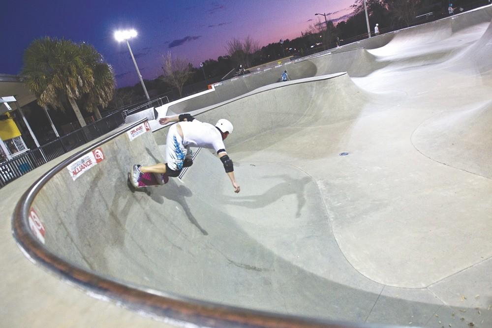 Orlando Skate Park, 400 Festival Way - PHOTO COURTESY CITY OF ORLANDO