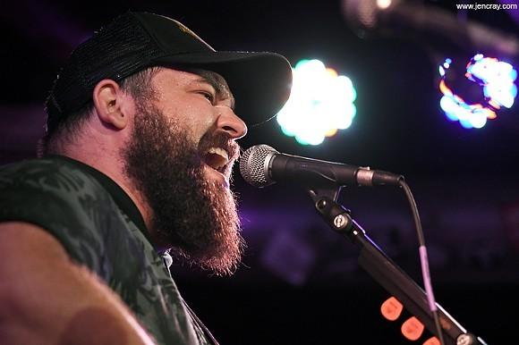 Jordan Foley at Will's Pub - JEN CRAY