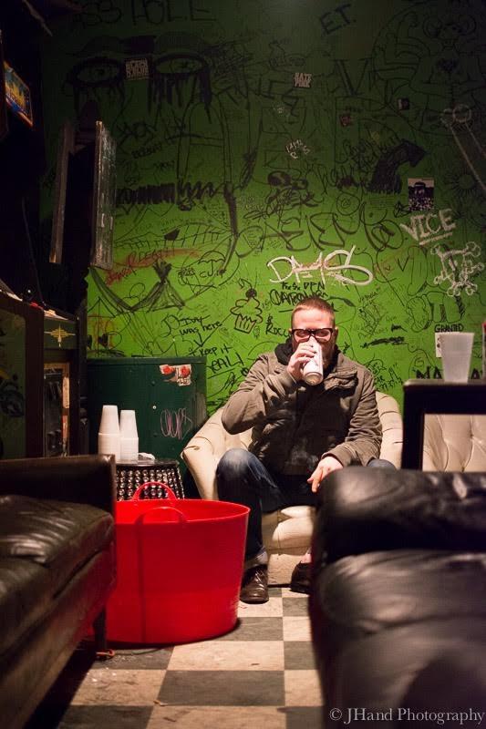 Norsekorea's Kyle Raker - JAMES HAND