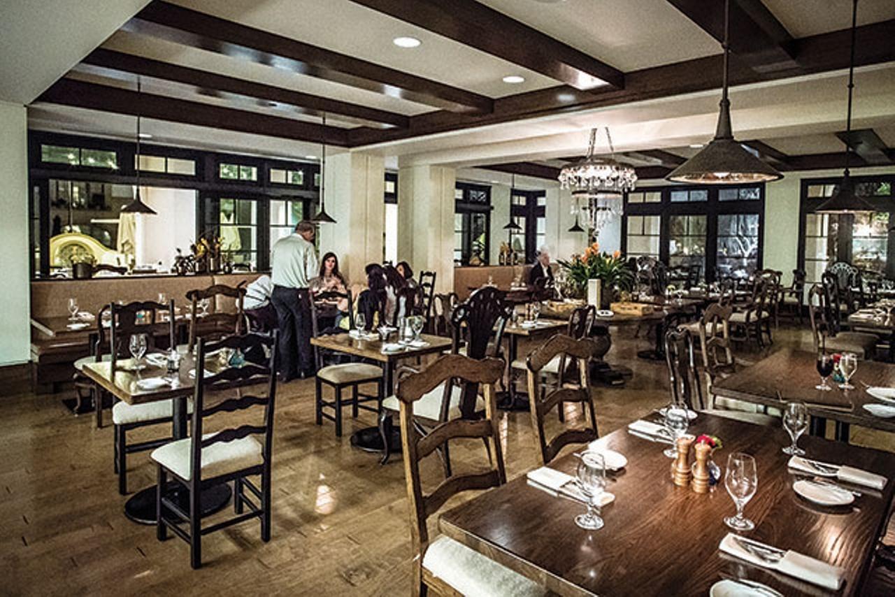 Hamilton S Kitchen At The Alfond Inn