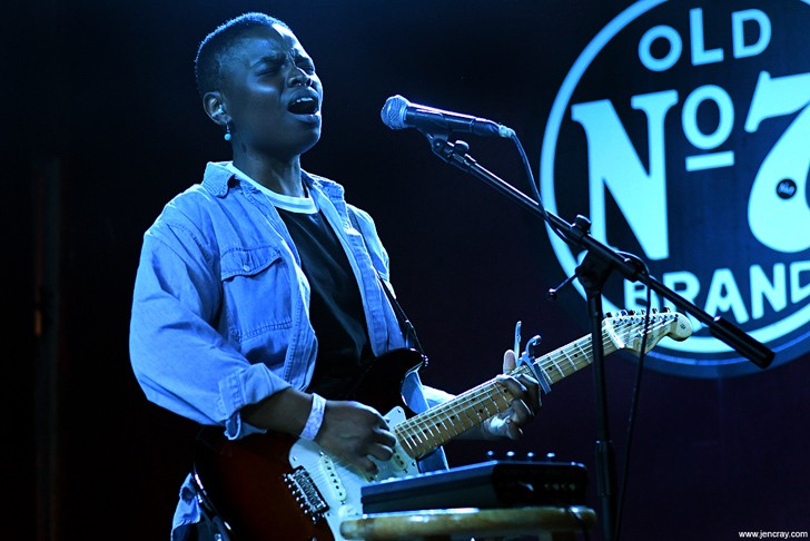 Vagabon at Will's Pub - JEN CRAY
