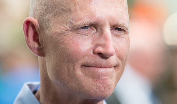 Florida's death penalty fix signed by Gov. Rick Scott