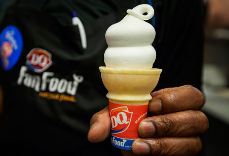IMAGE COURTESY DAIRY QUEEN